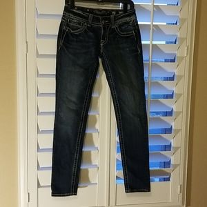 Miss Me skinny jeans NWT 27!